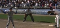 """Rookie Of The Year - """"Pitchers got a big butt""""; not a great movie, but had a few funny moments. Of course this is one of the few places the Cubs are a winning team. Baseball Movies, The Sandlot, 90s Kids, Great Movies, Funny Moments, Cubs, In This Moment, Game"""