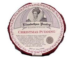 Christmas Pudding at BBC Shop For four to six people, serve this incredibly delectable, all-natural pudding. Following a 150-year-old recipe, it's made with black currants, sultanas and raisins, and soaked in six different liquors.