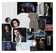 """Jen Meghan Hale || Season 3 Promo"" by x-jen-cozy-wolves-x ❤ liked on Polyvore featuring Urbanears, Lot78, Topshop, Nine West, Aubin & Wills, Chanel, TeenWolf and season3"