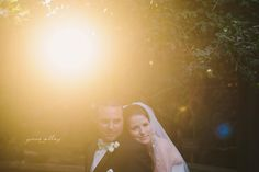 Melissa & Mike's Aquarium Wedding