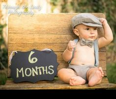 6 Month Old Baby Photography Ideas Baby Boy Photo Ideas Vintage