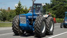 Ford Farm Tractors | Fordson Major Doe Dual Drive Tractor. by Branxholm