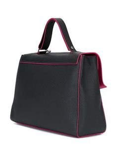 Orciani pom pom satchel shoulder bag
