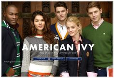 American Ivy: Brooks Brothers