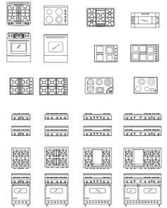 ArchBlocks AutoCAD Range Block Symbols