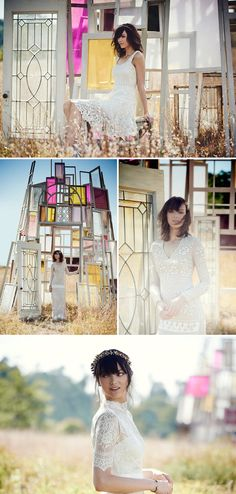 You're Gonna Love the BHLDN by Amber Light Collection • BummedBride.com