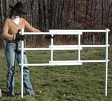 Carri-lite Corrals, Portable Horse Stall, Pens, Panels, Horse Shows, Rodeo, Trail Riding, Fence, Fencing, Travel