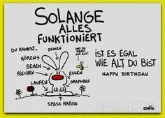 Geburtstagskarte - Famous Last Words Birthday Wishes Funny, Diy Birthday, Birthday Presents, Birthday Greetings, Birthday Cards, Happy Birthday, Funny Wishes, Happy B Day, Birthday Pictures
