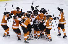 philadelphia flyers   Philadelphia Flyers clinch final playoff spot in East with shootout ...
