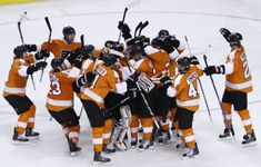 philadelphia flyers | Philadelphia Flyers clinch final playoff spot in East with shootout ...