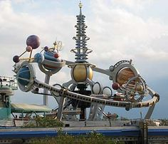 Take a ride high above Tomorrowland on the Astro Orbiter in this edition of Magic Mondays.