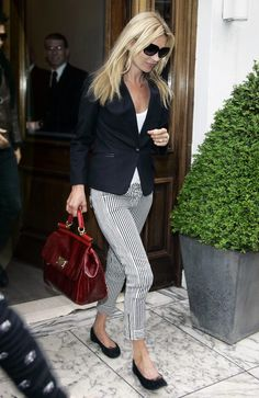 the lovely kate moss.