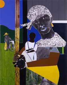 Carolina Morning  - Romare Bearden