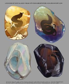 Stones 2 by GreekCeltic on DeviantArt