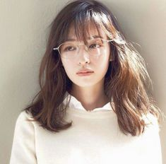 """Find and save images from the """"Erika mori(森絵梨佳)"""" collection by kasuuto (kasuuto) on We Heart It, your everyday app to get lost in what you love. Bora Lim, Girls With Glasses, Asia Girl, Japanese Models, Japan Fashion, Girl Face, Ulzzang Girl, Pretty Hairstyles, Pretty People"""