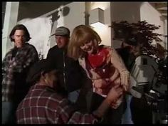 Scream -  Behind the Scenes with Drew Barrymore
