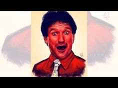 Robin Williams Pinterest Slideshow - YouTube