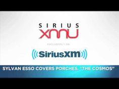 "▶ Sylvan Esso ""The Cosmos"" Porches. Cover // SiriusXM U // SiriusXM - YouTube"