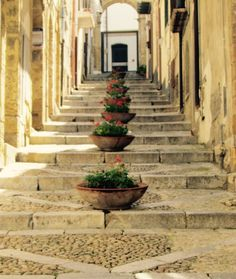 Cefalù, Cefalù, Italy - This is actually a side street but it goes...