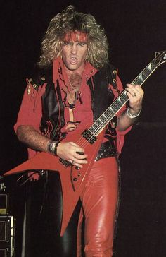 6 June 2002 - 13 years ago today, founding Ratt guitarist Robbin Crosby succumbs to AIDS after an eight-year battle with the disease. Crosby, who co-wrote many of the pop-metal band's best-known songs, was 42.