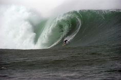 Surfing in Ireland rocks!