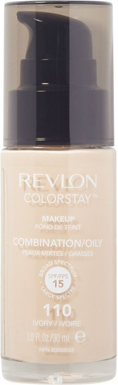 Revlon ColorStay Makeup For Combo/Oily Skin Ivory