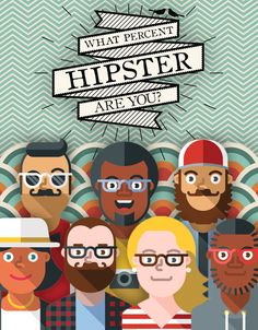 What's Your Hipster Percentage