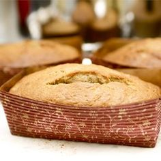 """Easy Banana Bread 