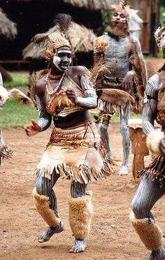 African culture does not separate dance from music.  It is therefore rare to find African wedding entertainment that will give you one and not the other.