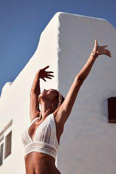 Destination: anywhere in this bralette. | Victoria's Secret