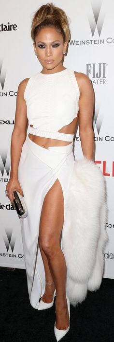Pin for Later: Poll: Did J Lo Turn Up the Heat at the Globes Afterparty?