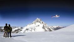 Helicopter ride to Mount Tutoko #New Zealand #RLTgo