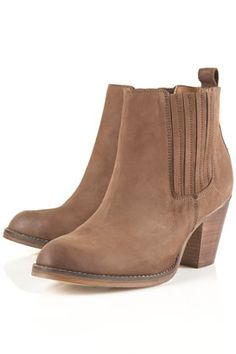 Thinking I might get these TopShop booties since I never ended up getting proper Isabel Marant Dicker Boot knockoffs...