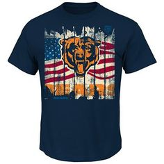 Hall of Fame Sports Memorabilia NWT New Urlacher #54 Chicago Blue Custom Screen Printed Football T-Shirt Jersey No Brands//Logos Mens