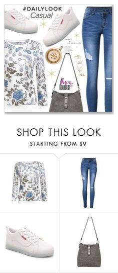DailyLook by dressedbyrose on Polyvore featuring Topshop