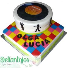 Torta Disco