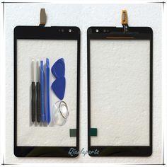 Original Handy Touchscreen Frontglas Für Nokia Lumia 535 N535 Digitizer Touchscreen Sensor Werkzeuge Kostenloser Versand