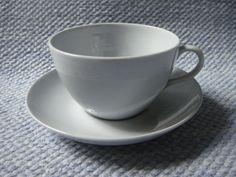X-malli teekuppi, sininen