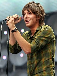 adorable Paolo Nutini, who incidentally lives just up the road from me so he really could look after the cat.
