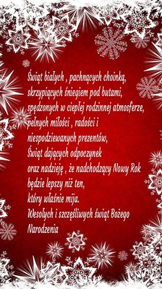 Kartka świąteczna 🌟⭐🌟⭐🌟⭐🎄 Christmas Wishes, All Things Christmas, Christmas Time, Christmas Cards, Xmas, Christmas Pictures, Holidays And Events, Motto, Birthday Wishes