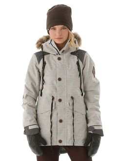ee4013737c 686 Womens Parklan Ceremony Insulated jacket   686 Parklan After Dark pants.  Snowboarding Style