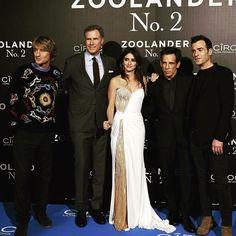 Muchas gracias @paramount_spain @harpersbazaares @etorriente un placer trabajar con vosotros. @zoolander arrasa en Madrid y nos deja un vacío enorme #zoolanderbazaar #zoolander2 by cienvolandoes