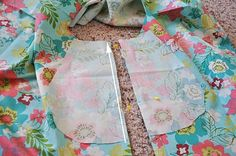 A Circle Skirt…..WITH POCKETS! (And a tutorial for the pockets) | Simple Simon and Company