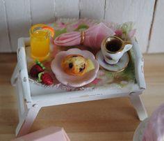 Miniature Breakfast Tray