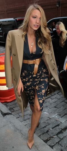 50 Great Blake Lively Street Style Outfits @styleestate | Fashion outfits and clothes for women.