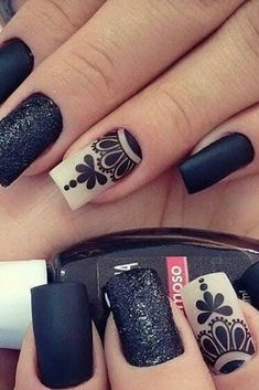 Sexy Nails, Fun Nails, Oval Nails, Fabulous Nails, Stylish Nails, White Nails, Nail Arts, Nails Inspiration, Beauty Nails