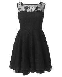 AX Paris Lace Prom Dress