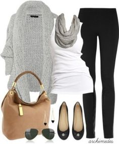 Black and gray very cute together