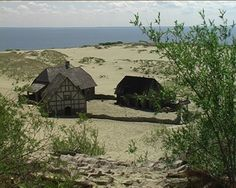 Curonian Spit/Lithuanian Side