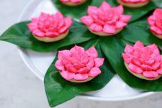 Percy Jackson Lotus Flower Cookies *Vegan* Yields 2 dozen cookies The things you'll need Ingredients • 1 teaspoon kosher salt • 3 ½ cups flour • 1 ½ cup vegan butter • 1 cup powdered sugar • 2 teaspoons vanilla extract • 2 teaspoons rose...
